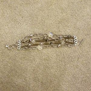 Brighton multistrand bracelet
